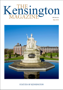 The Kensington Magazine, May 2016