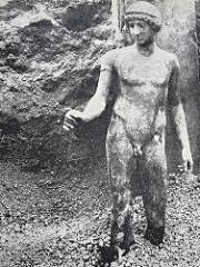 Ephebe from Pompeii