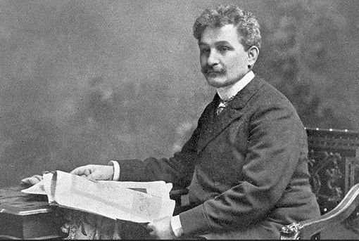 Leos Janacek ca. 1890