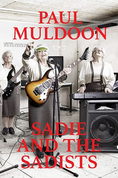 'Sadie and the Sadists' book cover