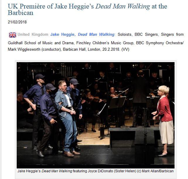 Jake Heggie's opera