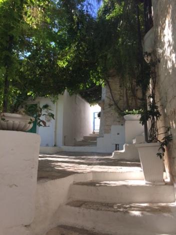 Ostuni - an alley