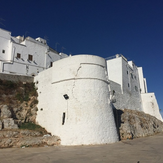 Ostuni - Defensive Walls