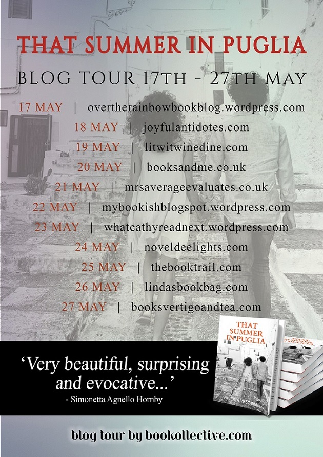 That Summer in Puglia Blog Tour - smaller size