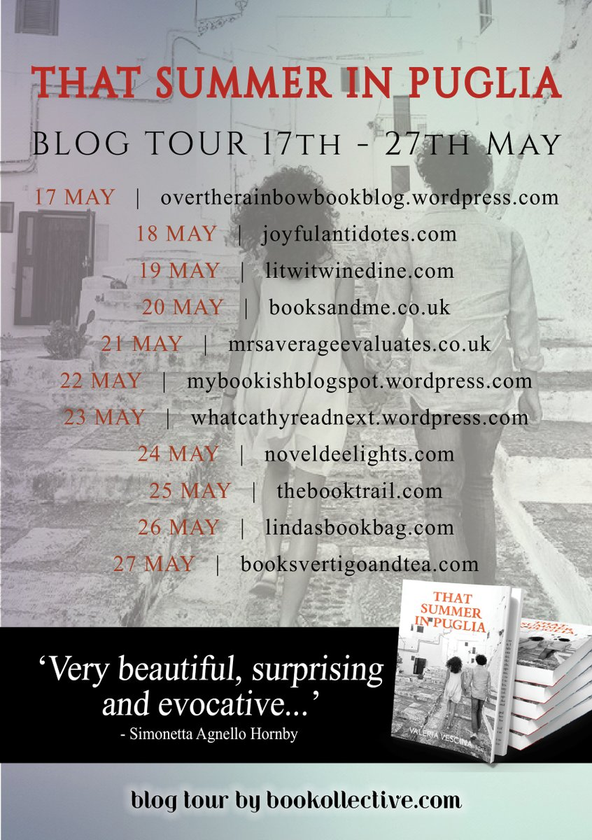 That Summer in Puglia Blog Tour
