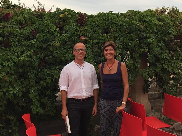 Francesco Dimitri and Valeria Vescina - LR 1