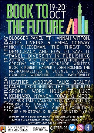 Book to the Future Festival