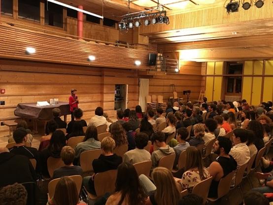 Ecole event