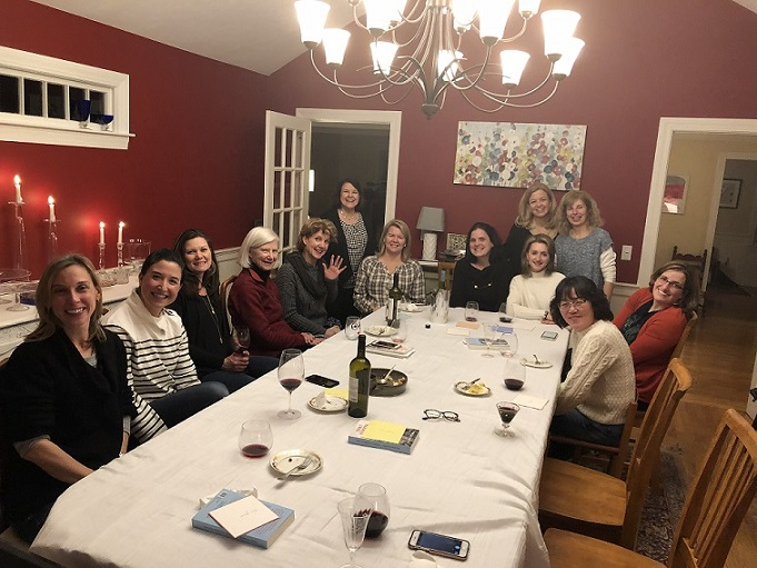 Book club in Harvard, MA